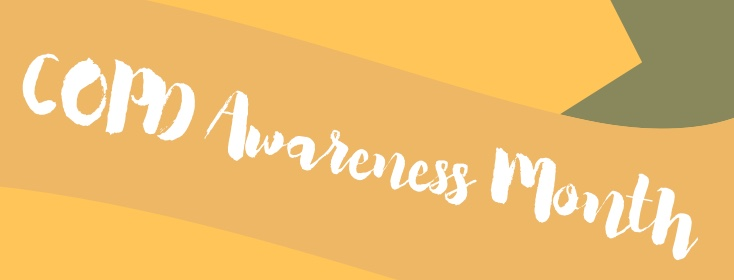 Change Your Avatar - it's COPD Awareness Month!