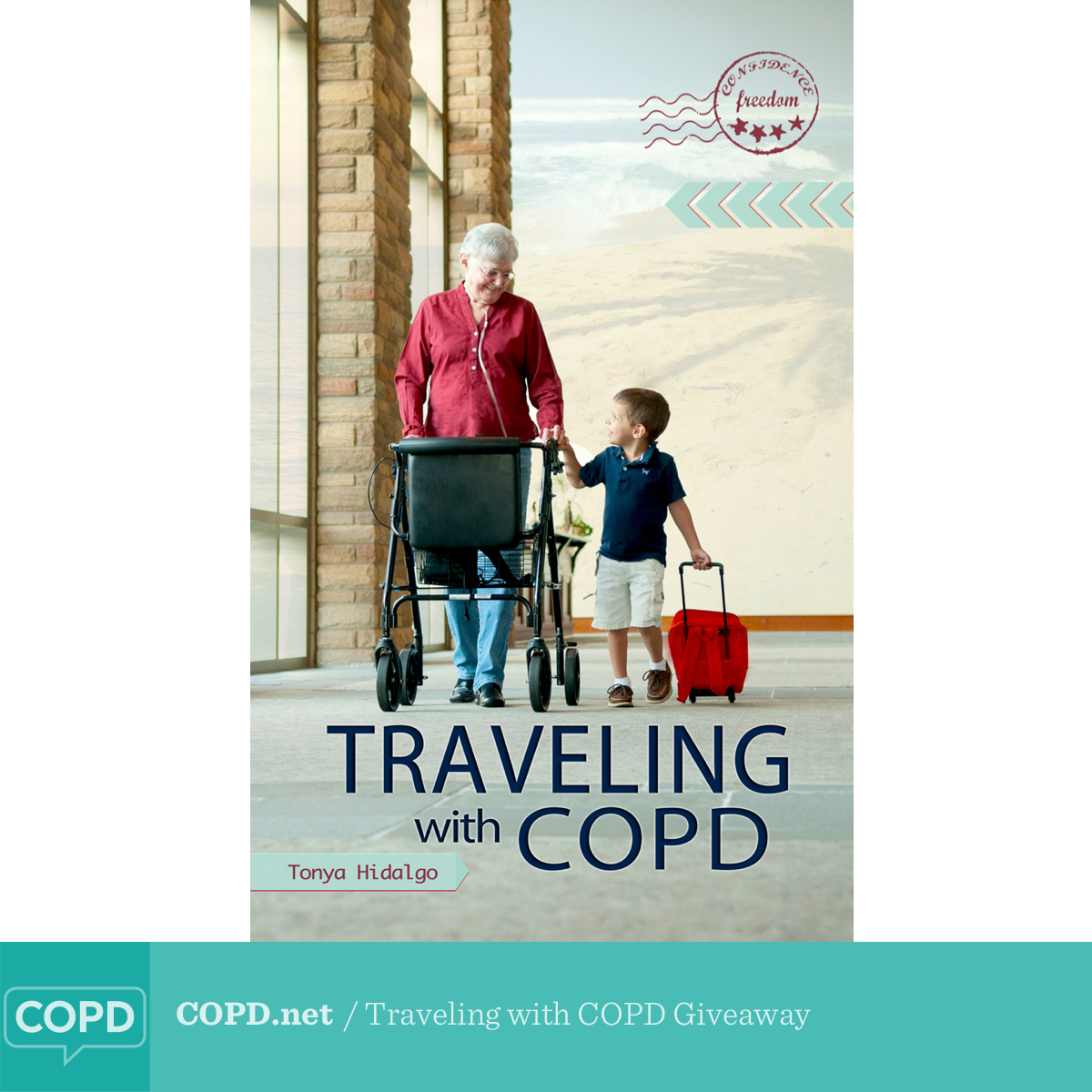Traveling with COPD Book