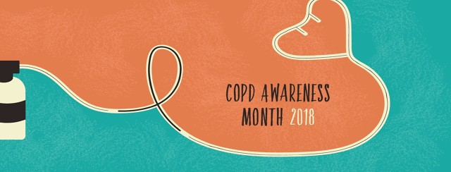 November is COPD Awareness Month! image