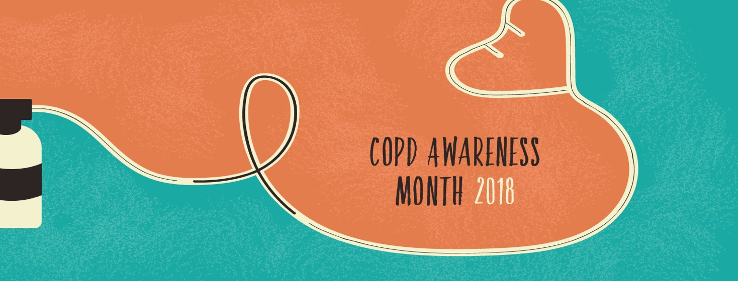 November is COPD Awareness Month!