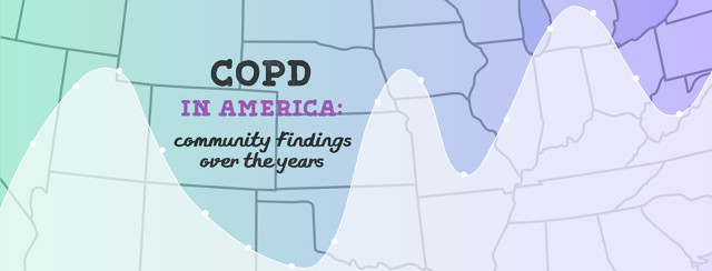 COPD in America: Community Findings Over the Years image