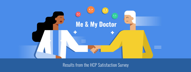 Me & My Doctor: Results from Our HCP Satisfaction Survey image