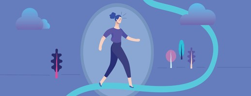 What Does a Mindful Walk Mean? image