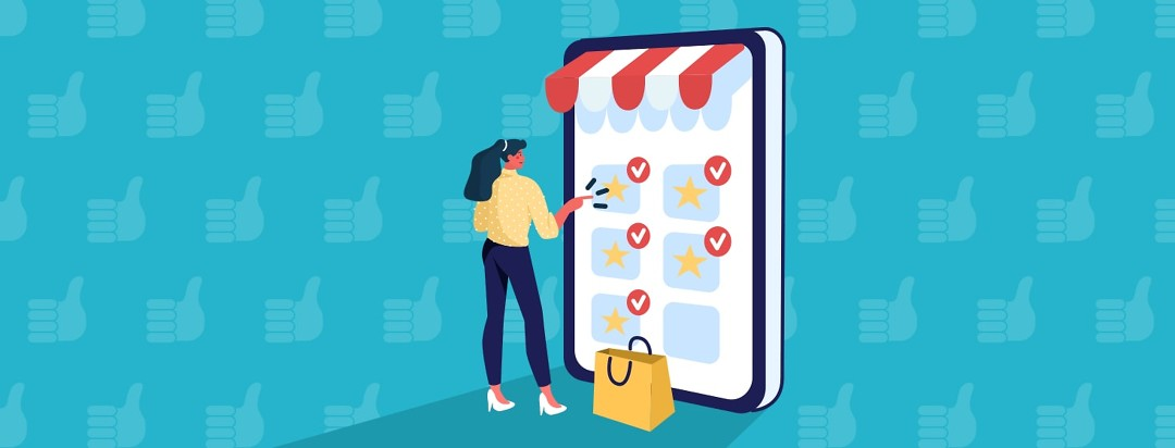 person purchasing apps on a phone