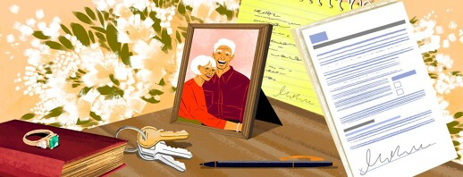 Estate Planning and End of Life Choices image